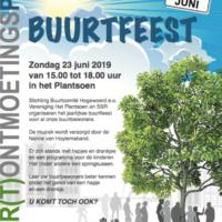 Buurtfeest 2019